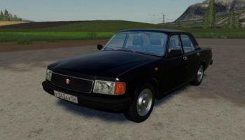 Мод авто ГАЗ 31029 Волга v1.2 для Farming Simulator 2015