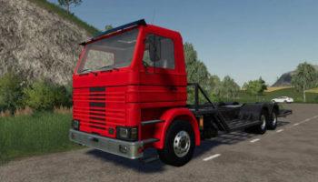 Мод грузовик Lizard Truck 470 v1.0 для Farming Simulator 2015