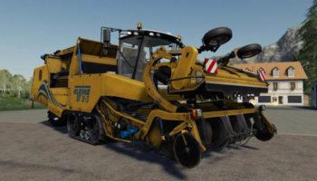 Мод комбайн Kleine SF 11 3 v1.0 для Farming Simulator 2015