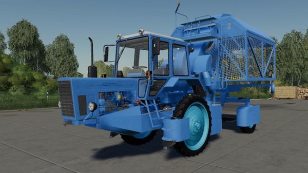 Мод комбайн New Holland TX66 v1.0 для Farming Simulator 2015