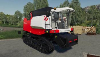 Мод комбайн Rostselmash Vector 450 v1.0 для Farming Simulator 2015