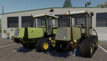 Мод трактор Fortschritt ZT320GB v1.0 для Farming Simulator 2015