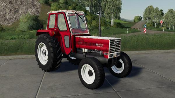 Мод трактор Steyr 760 Plus v1.5 для Farming Simulator 2015