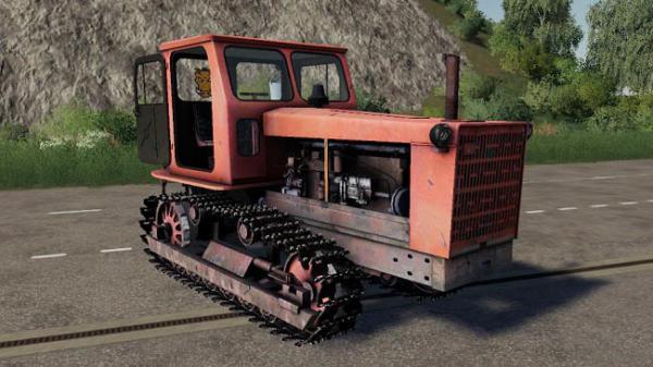 Мод трактор Т-4 Алтаец v1.0.2.0 для Farming Simulator 2015