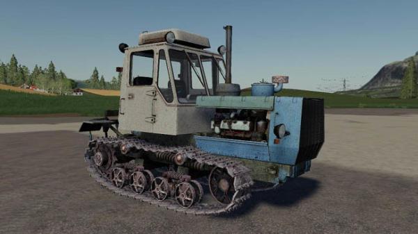 Мод трактор T150 Гусянчик v1.0 для Farming Simulator 2015