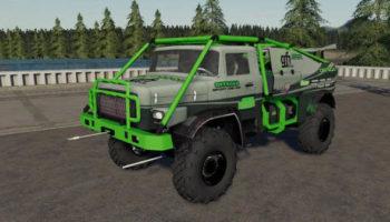 Мод авто RaceTruck v1.0 для Farming Simulator 2015