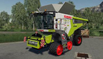 Мод комбайн Claas Lexion 8900 v1.0 для Farming Simulator 2015