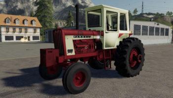 Мод трактор Farmall 806 v1.0 для Farming Simulator 2015