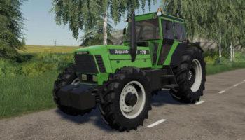 Мод трактор Torpedo RX 170 v1.0 для Farming Simulator 2015