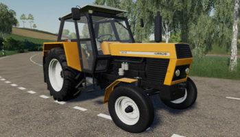 Мод трактор Ursus 1212 v1.0 для Farming Simulator 2015