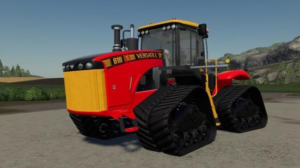 Мод трактор Versatile 610DT v1.0 для Farming Simulator 2015