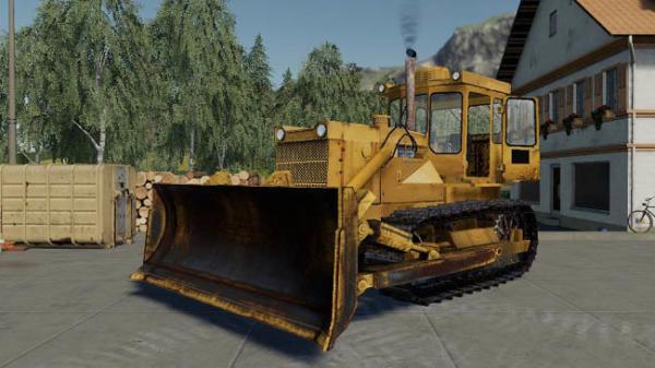 Мод Бульдозер T170 v1.2.0.1 для Farming Simulator 2015