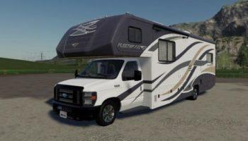 Мод Ford Fleetwood RV v1.0 для Farming Simulator 2015