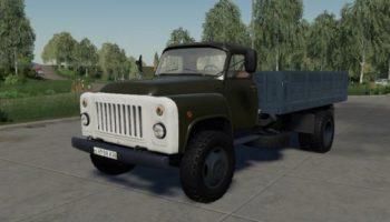Мод ГАЗ-53 модуль пак v2.0 для Farming Simulator 2015