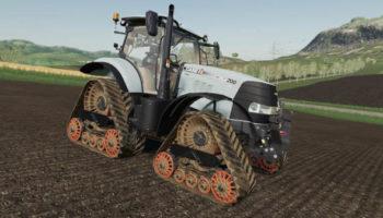 Мод трактор Case IH Puma CVX With Tracks v1.0.0.3 для Farming Simulator 2015