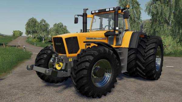 Мод трактор Fendt 800 Favorit v1.0.0.0 для Farming Simulator 2015
