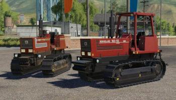 Мод трактор Fiatagri 160-55 v1.0.0.2 для Farming Simulator 2015