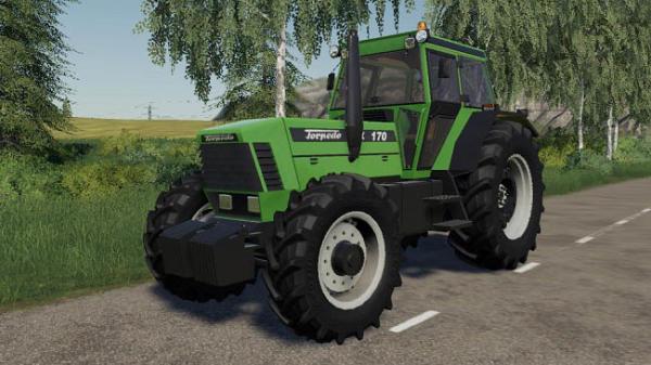 Мод трактор Torpedo RX 170 v1.0.0.1 для Farming Simulator 2015