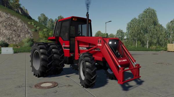 Мод ПАК IH3688 Pack v1.0.0.0 для Farming Simulator 2015