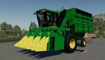 Мод ПАК John Deere 9965 Pack v1.0 для Farming Simulator 2015