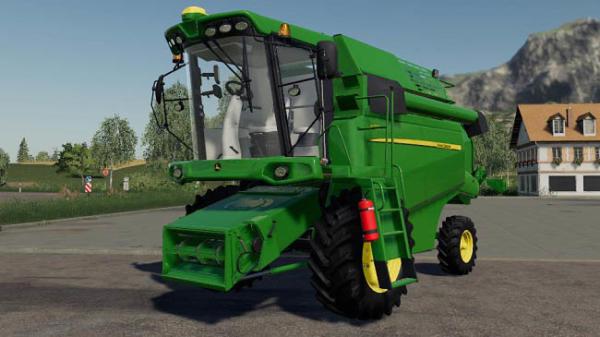 Мод ПАК John Deere W330 Pack v1.0 для Farming Simulator 2015