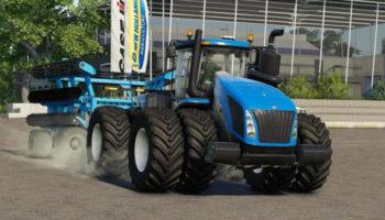 Мод ПАК New Holland T9 Series v1.0.0.0 для Farming Simulator 2015
