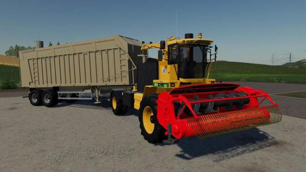 Мод ПАК Saturne 5800 Pack HKL v1.0.0.0 для Farming Simulator 2015