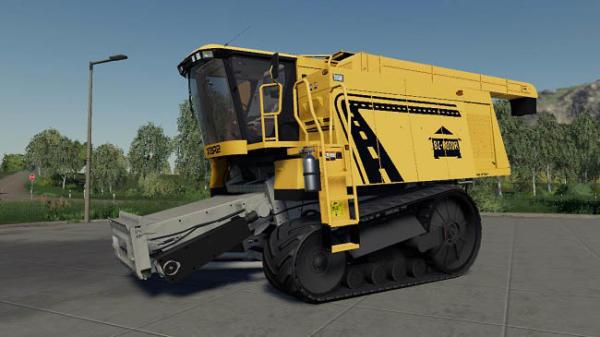 Мод комбайн Bi-Rotor XBR2 v1.0 для Farming Simulator 2015