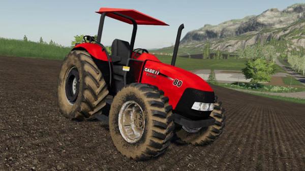 Мод трактор Case Farmal 80 v1.0.0.0 для Farming Simulator 2015