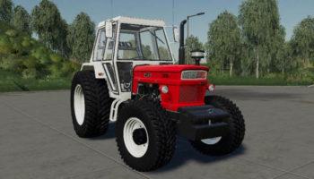 Мод трактор FIAT 1300DT Mustang Edition v1.0 для Farming Simulator 2015