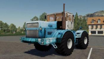 Мод трактор Кировец К 700 v1.0.0.0 для Farming Simulator 2015