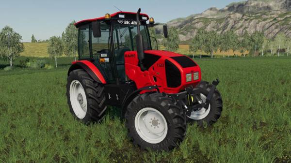 Мод трактор МТЗ-1523 v1.0.0.2 для Farming Simulator 2015