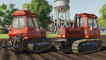 Мод трактор New Holland 180-55 v1.0 для Farming Simulator 2015