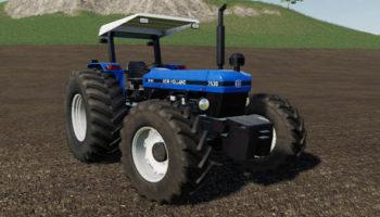 Мод трактор New Holland 7630 v1.0.0.0 для Farming Simulator 2015