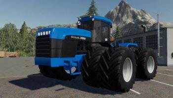 Мод трактор New Holland 9822 v1.0 для Farming Simulator 2015