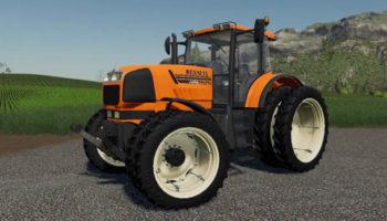 Мод трактор Renault Atles 925RZ v1.0 для Farming Simulator 2015