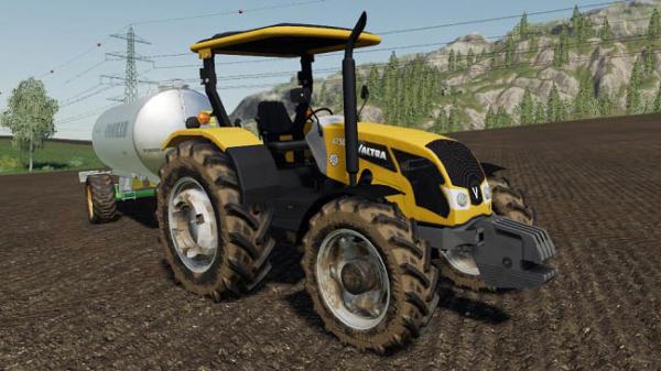 Мод трактор Valtra A750 v1.0.0.0 для Farming Simulator 2015