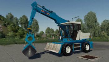 Мод ПАК Fortschritt T188 v4.0 для Farming Simulator 2015