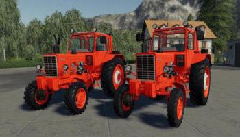 Мод ПАК МТЗ-80-82 v1.1.0.0 для Farming Simulator 2015