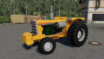 Мод трактор CBT 2400 Detroid v1.0.0.0 для Farming Simulator 2015