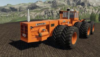Мод трактор Chamberlain v1.0.0.0 для Farming Simulator 2015