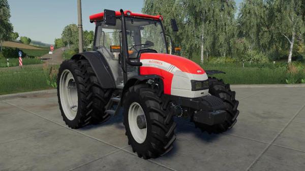 Мод трактор McCormick C-Max 105 v1.0.0.0 для Farming Simulator 2015