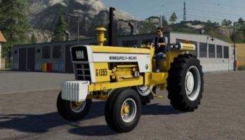 Мод трактор Mineapolis Moline G1355 v1.0.0.0 для Farming Simulator 2015