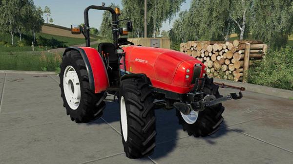Мод трактор Same Argon 3.75 v1.0.0.2 для Farming Simulator 2015