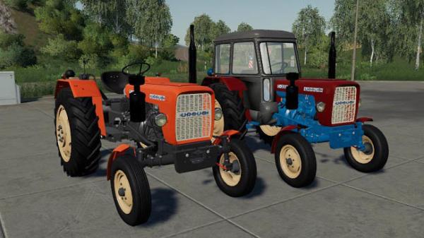Мод трактор URSUS C330 v1.1.0.0 для Farming Simulator 2015