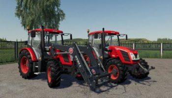 Moд трактор Zetor Proxima Power 120 v2.0.0.0 для Farming Simulator 2015